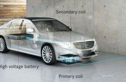 奔驰S级插混车型未来将装无线充电设备