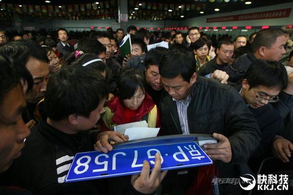 北京新能源汽车不用摇号了!