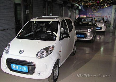 小型电动汽车排名