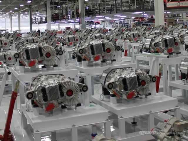 马斯克力挺特斯拉研发永不磨损电动汽车马达