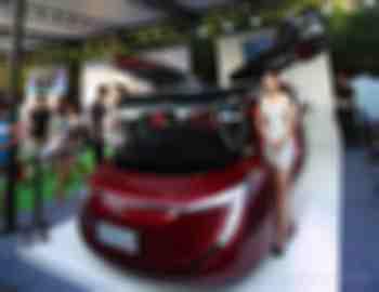 图六:汉能全太阳能动力汽车Solar L