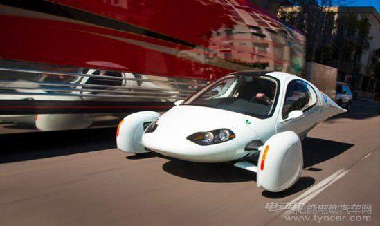 未来的电动汽车加水就能跑?你信吗?