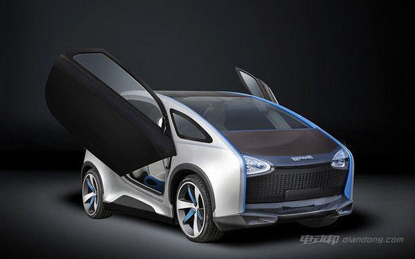 汉能发布太阳能电动汽车系列 这是未来发展趋势?