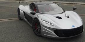 未来汽车开发者:来自赛道的电动跑车开发者