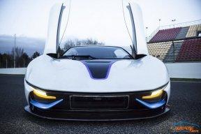 最接近量产的中国制造电动超级跑车