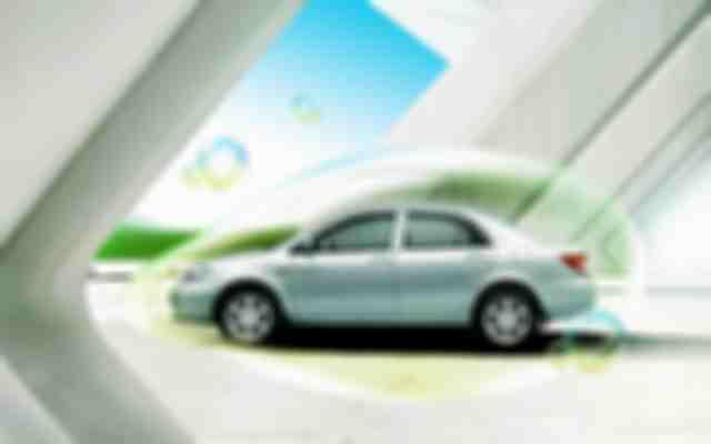 呼和浩特市新能源汽车展向百姓传递好政策