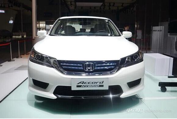 本田加快混动车投放 广本雅阁混动版电动汽车年内上市