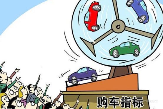 京牌摇号难登天,买车还看新能源汽车