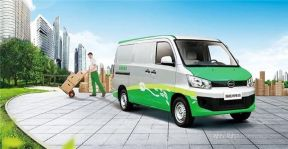 山西2000辆纯电动物流车签约 助力电动汽车推广
