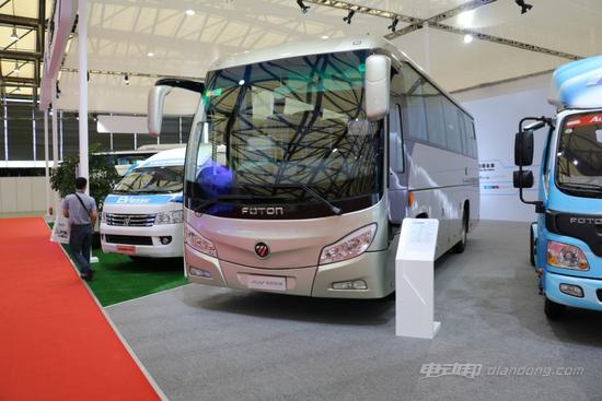 上海国际新能源汽车展