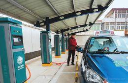 新能源车充电免停车费 新疆给全国带了个头!