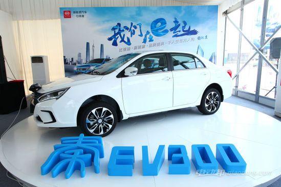 联手滴滴 比亚迪也要打造新能源汽车生态链