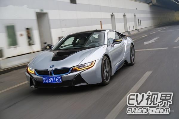 宝马i8将推出纯电动汽车 或将于2017年推出