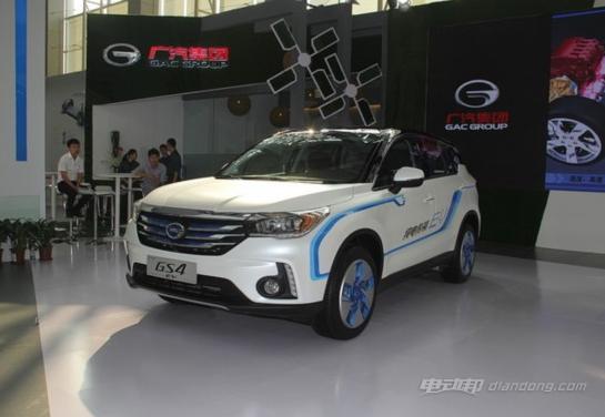 广汽传祺GS4EV