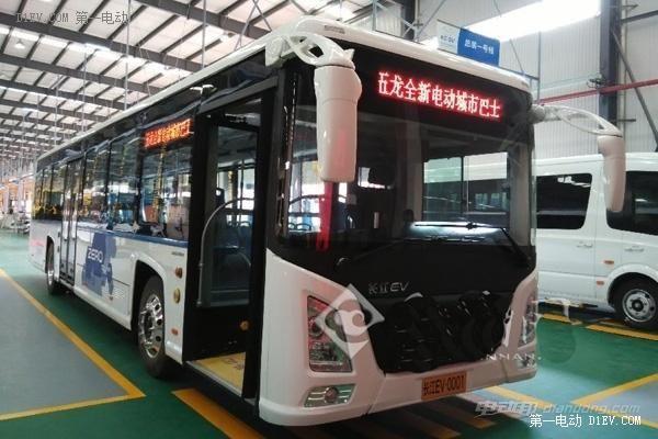 设计到整车五龙电动车实现全产业链布局