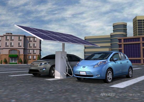 2022年全球电动汽车充电系统收益超80亿美元