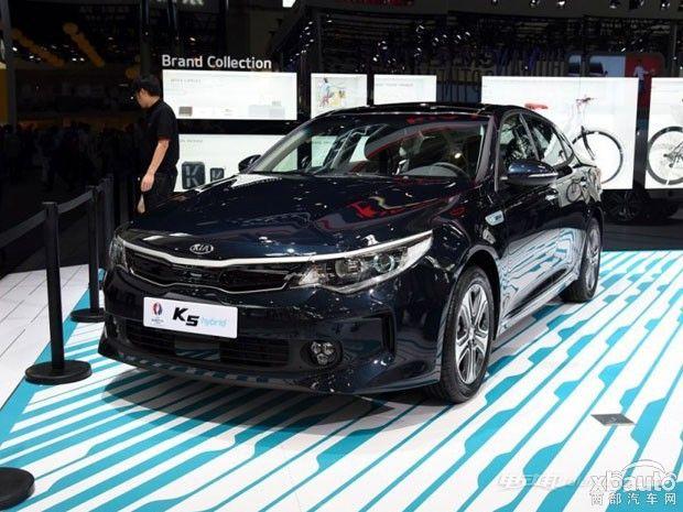 国产起亚K5混合动力车型 售19.98万起