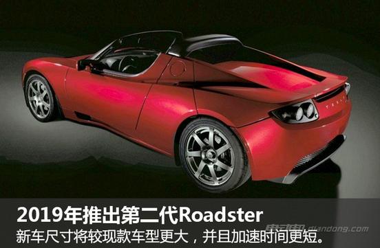 第二代Roadster跑车