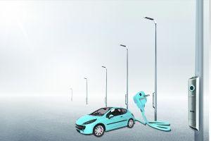 路灯柱变充电桩,可解电动车市场困局?