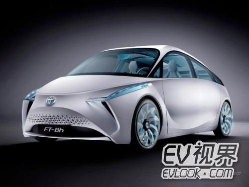 丰田下一代小型混动概念车FT-Bh公布参数