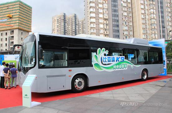 比亚迪2228辆电动客车订单被取消
