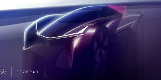法拉第未来计划在美国测试自动驾驶汽车