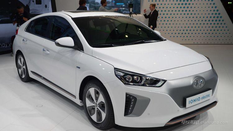 现代拟2020年前推新电动车 续航里程达402公里