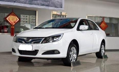 纯电动汽车市场份额激增,比亚迪e6上半年同比涨218%