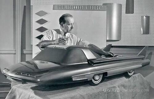 Nucleon的比例模型车