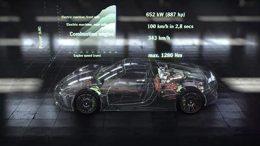 保时捷918 Spyder的发动机技术