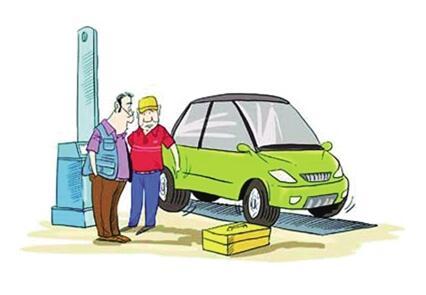 電動汽車保養成本節省