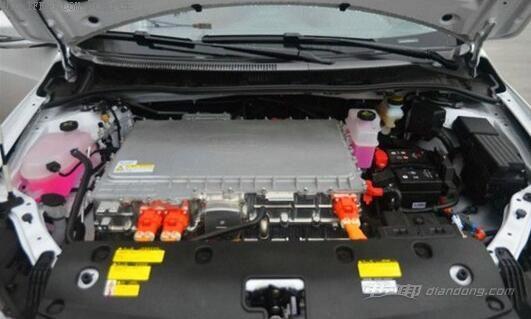 比亚迪秦-EV300-动力