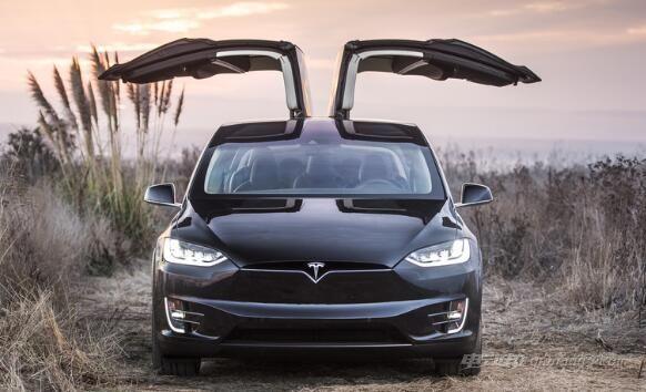 美国电动汽车特斯拉介绍高清图片