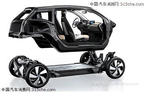 宝马i3多少钱 宝马i3车型介绍