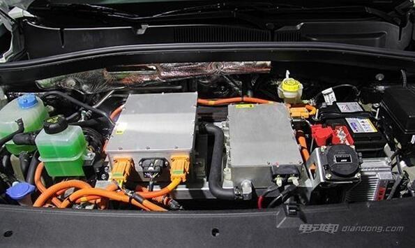 广汽传祺GS4 EV纯电动 动力
