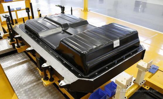 电动汽车安全性 电池