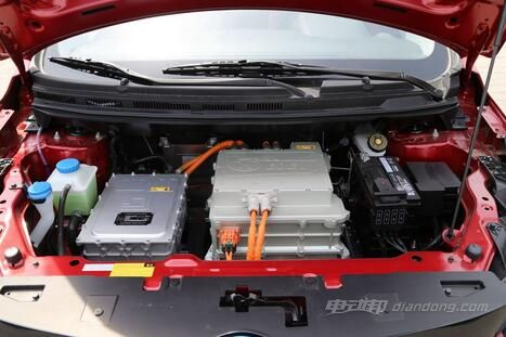 北汽新能源 EX200 动力