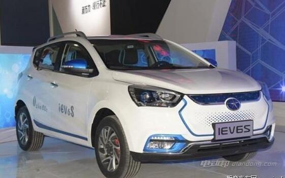 江淮iEV6S