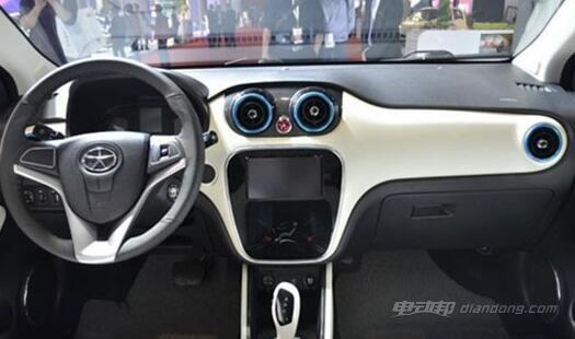 十万左右的车排行榜:江淮iEV5