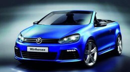 电动汽车有哪些品牌:Volkswagen大众