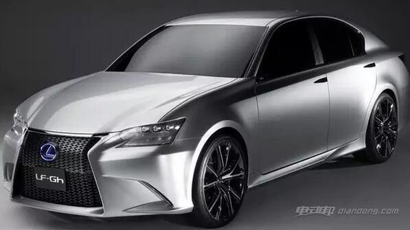 电动汽车有哪些品牌:LEXUS雷克萨斯