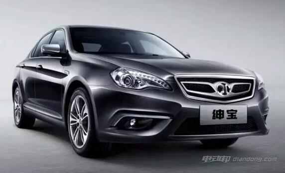 电动汽车有哪些品牌:北京汽车