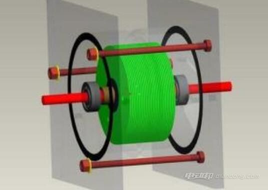 特斯拉涡轮机:原理