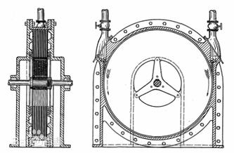 特斯拉涡轮机:描述