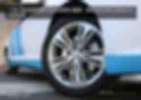 北汽ES210 轮胎