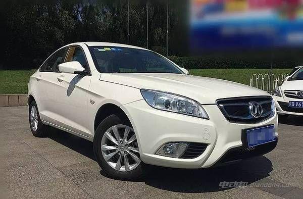 eu260国产纯电动汽车