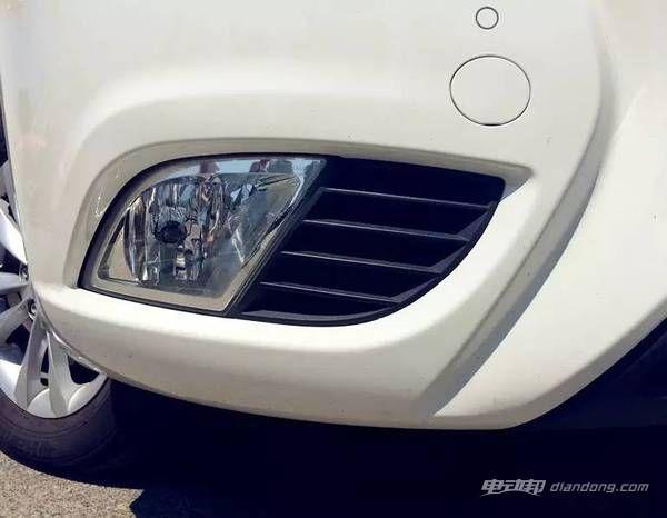 eu260国产纯电动汽车3
