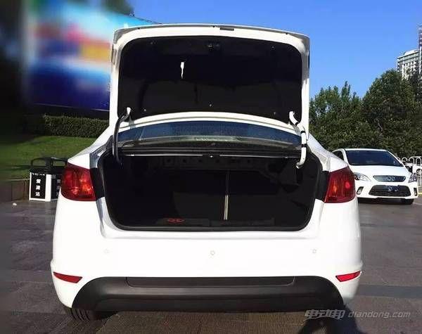 eu260国产纯电动汽车7