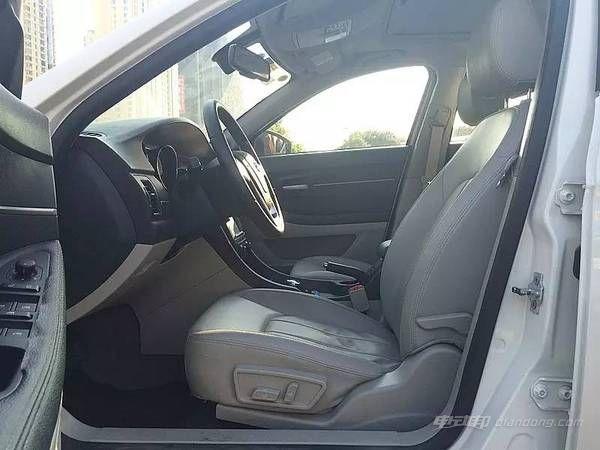 eu260国产纯电动汽车11