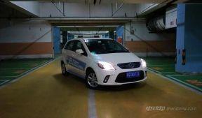 北汽电动汽车EV200试驾介绍